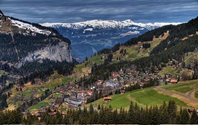 Heidiland+Swiss