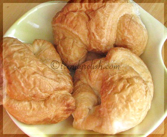 Croissant Crumble