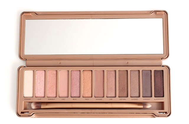 NAKED3 palette reviews