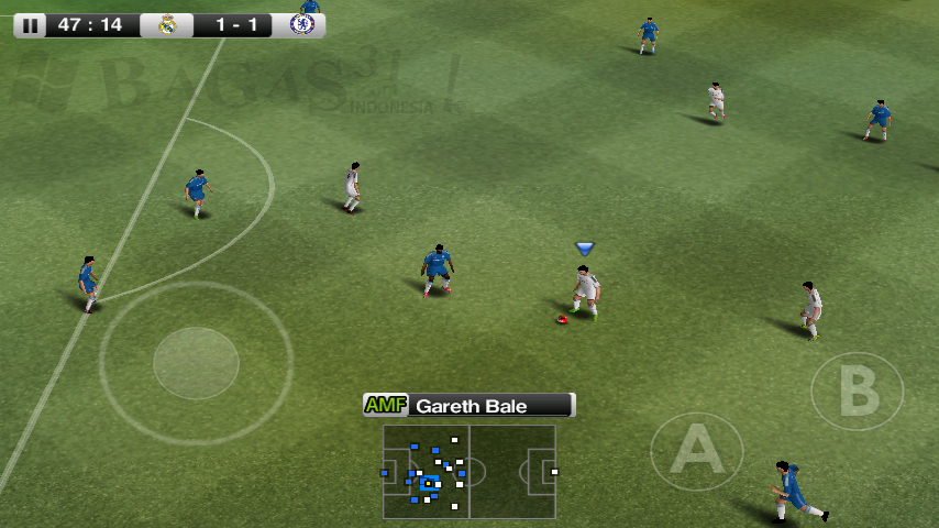 Download PES 2012 for Android : Game Bola untuk Android ...