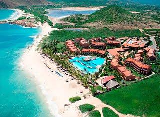 HOTELES  ISLA MARGARITA  -  VENEZUELA