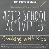 Tips for cooking with kids to make it fun and easy