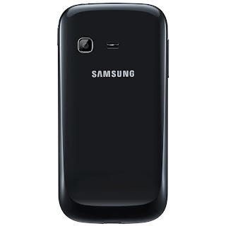 Harga dan Spesifikasi Samsung Galaxy Chat B5330 4GB Hitam
