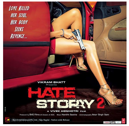 Hate Story 2 (2014) Online Watch Official Trailer