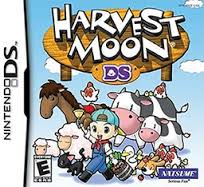 Free Download Harvest Moon DS Versi Cowo Full ISO zgaspc