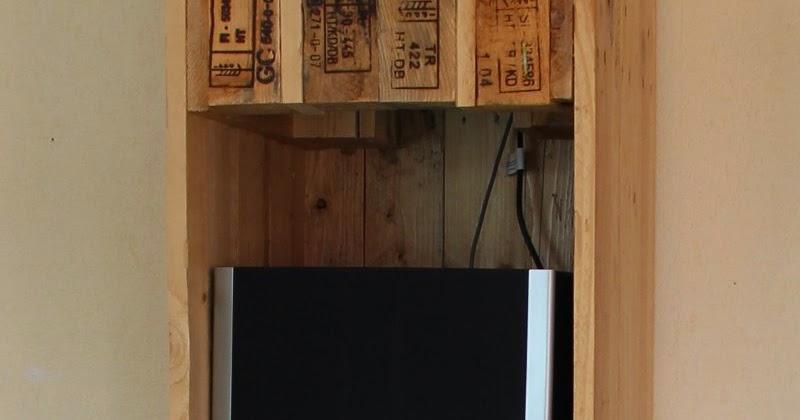 scheerereien basteln n hen werkeln und mehr wohnwand aus europaletten teil 3 der hochschrank. Black Bedroom Furniture Sets. Home Design Ideas