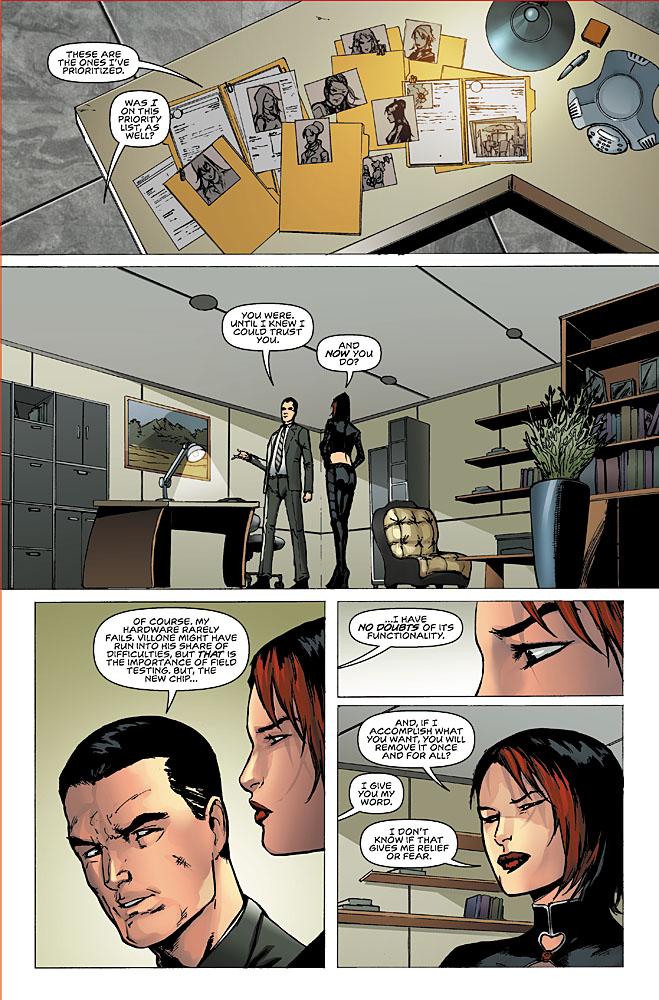 Preview: Executive Assistant: Assassins #7