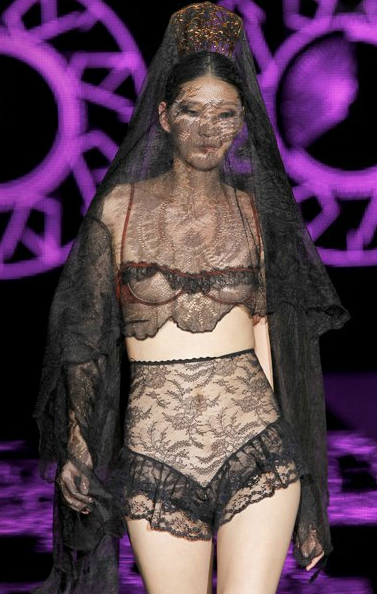 spanish lingerie