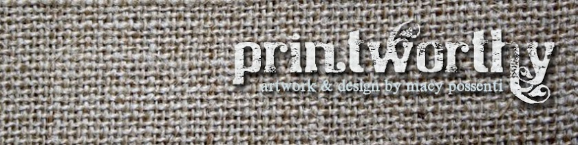 {printworthy arts}