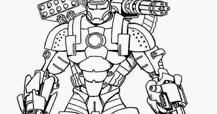Iron man coloring pictures free coloring pictures for Iron man 2 coloring pages to print