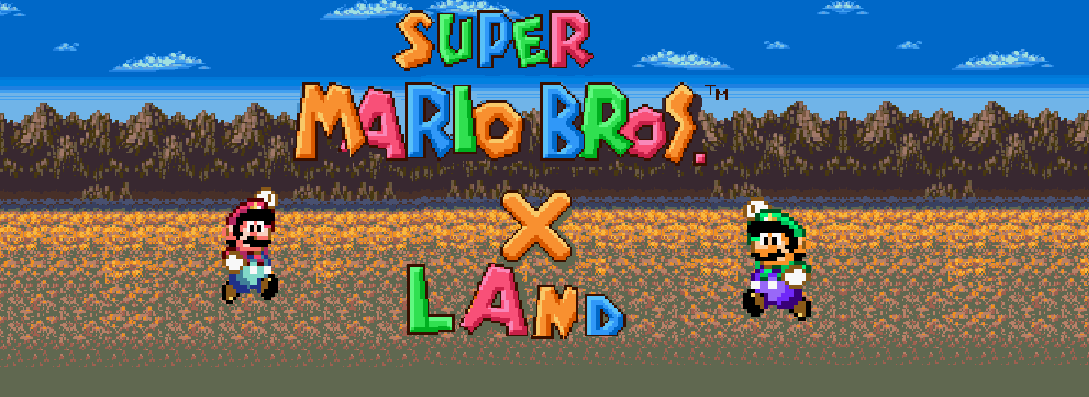 Super Mario Bros X Land
