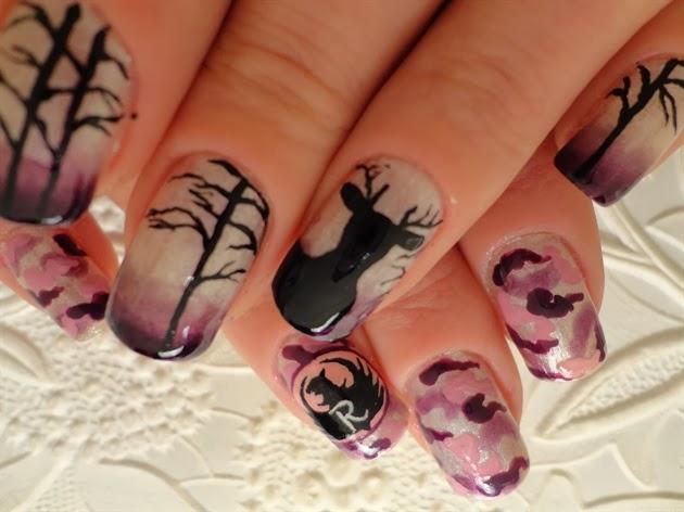 Beautiful Nail Art Designs Wallpapers Free Download