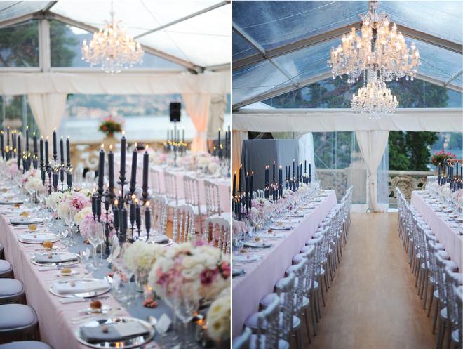 IMAGE BELOW CREDITS {Photography/via: Jose Villa, Wedding Planner: Laurie  Arons , Flowers: Kathleen Deery Design}