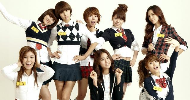 Personil Girlband Korea Tercantik - After School