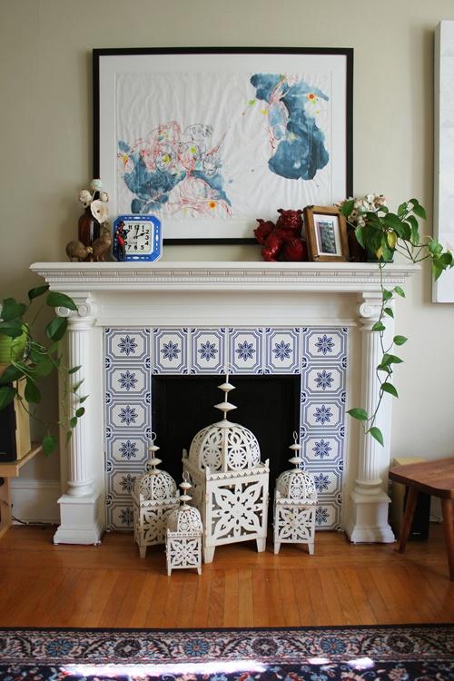 decoracao de interiores lareiras:se utiliza a lareira, poderá aproveitar o seu espaço interior para