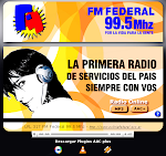 ESCUCHA LA RADIO DE LA POLICIA FEDERAL ARGENTINA