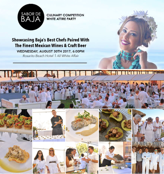 Enter to win tickets to Sabor de Baja - August 30!