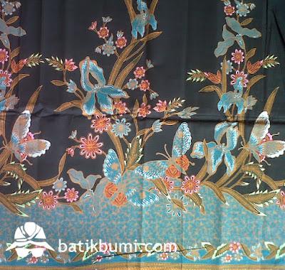 Batik printing H Santoso Ungguljaya