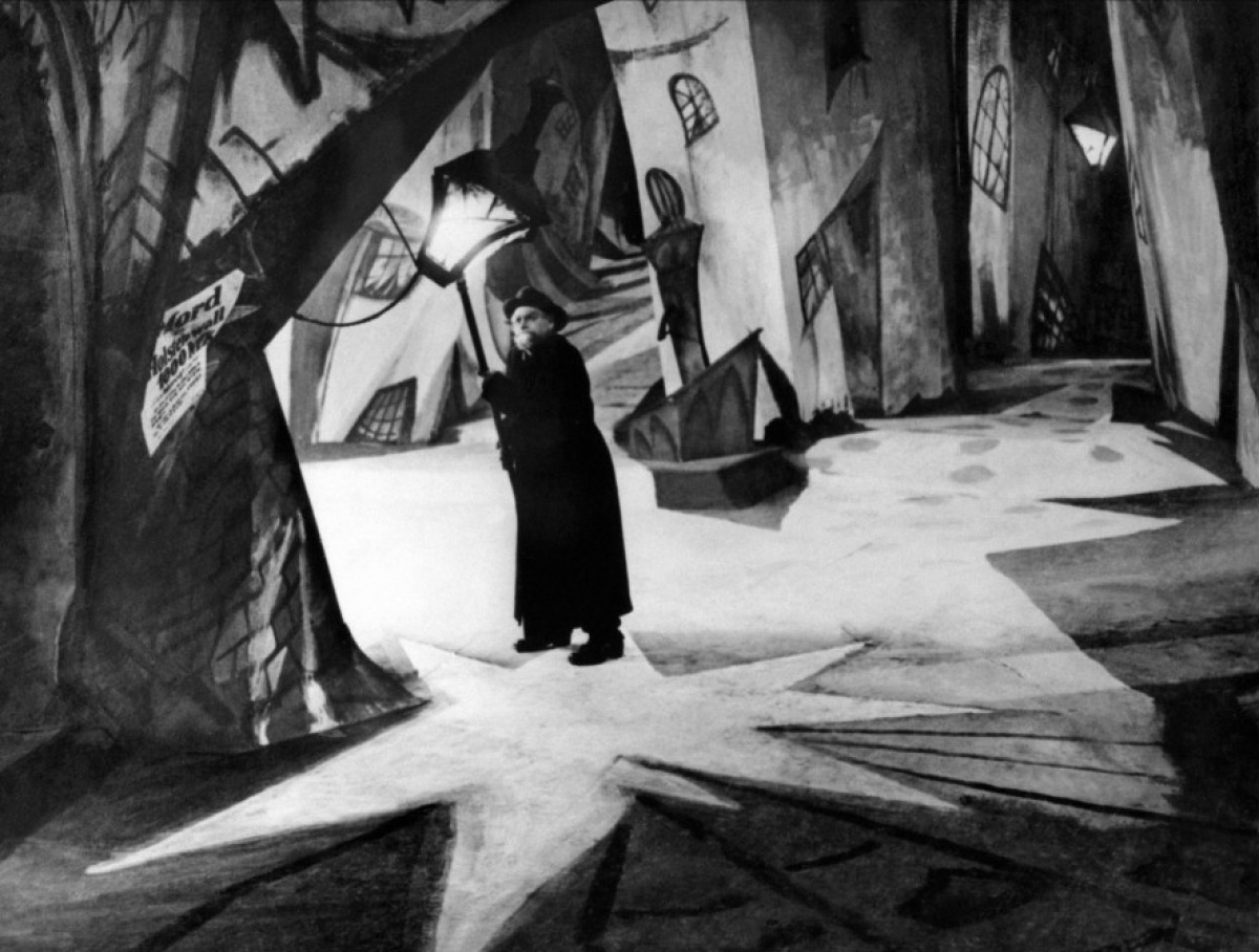 Jessamity film the cabinet of dr caligari - The cabinet of dr caligari 1920 full movie ...