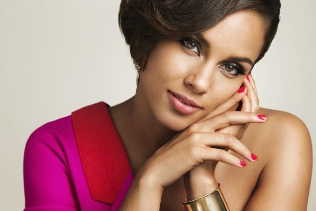 Alicia Keys Hairstyles | Hairstyles Photos