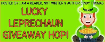 Lucky Leprechaun Giveaway Hop: Ends March 29th!