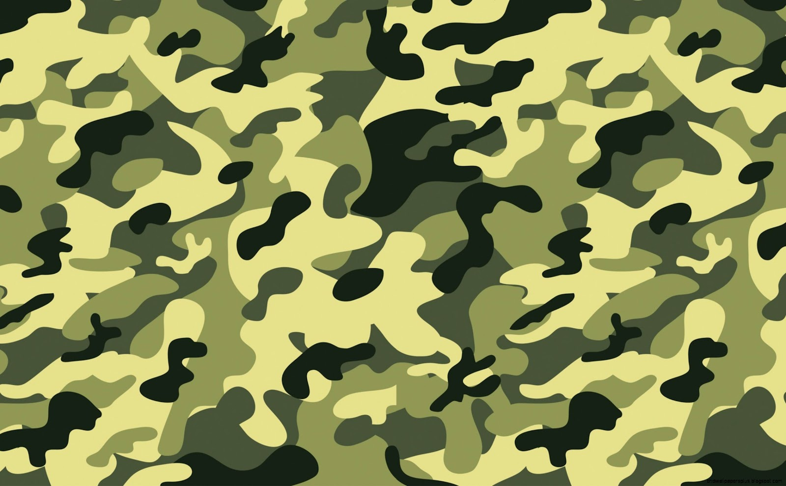 Military Camo Desktop Wallpaper