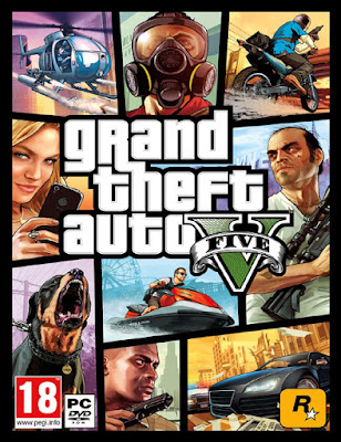 Download Free GTA 5 Highly Compressed PC + Crack – 5 GB