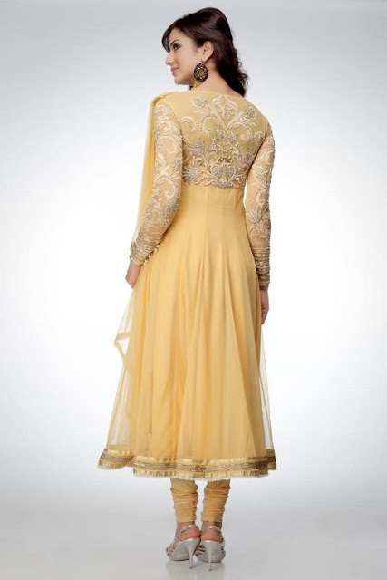 Party Wear Anarkali Suits 2013 By Satya Paul