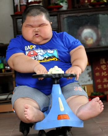 love, elizabethany: the fattest kid on the planet
