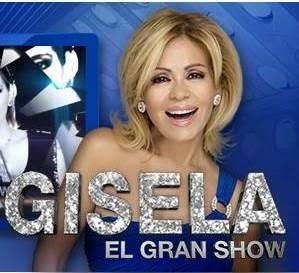Gisela, El Gran Show – Sabado 30-08-14 ()