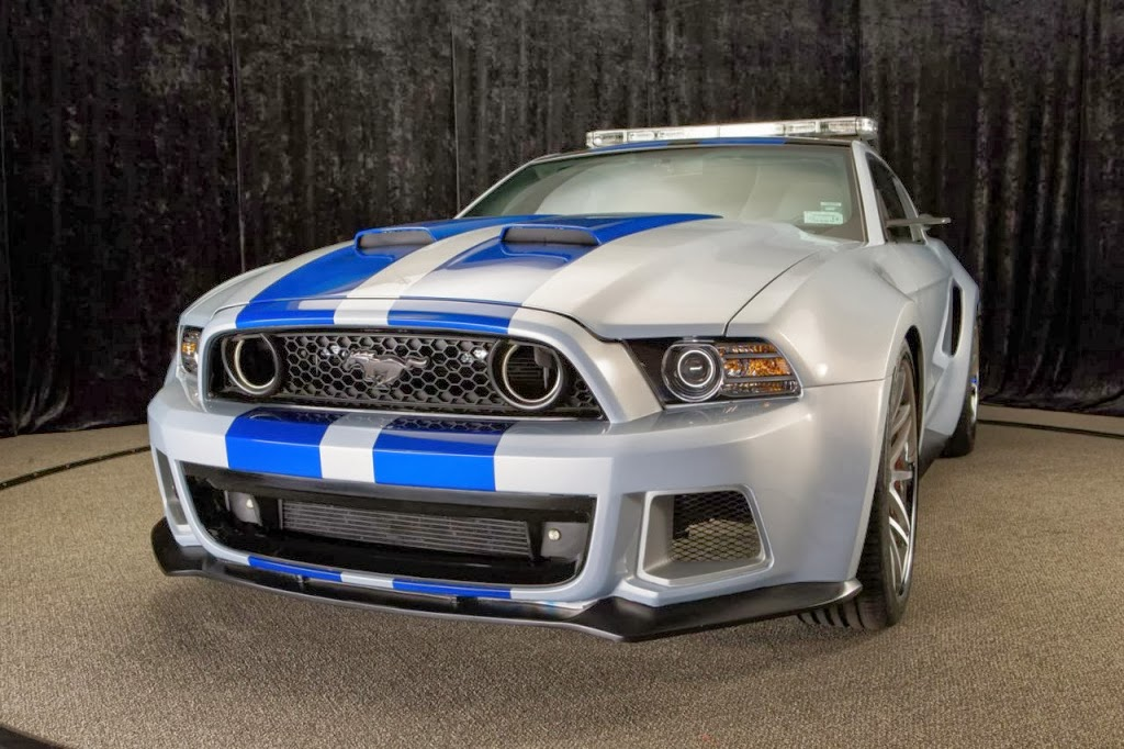 ford need for speed mustang nascar pace car unveiled. Black Bedroom Furniture Sets. Home Design Ideas