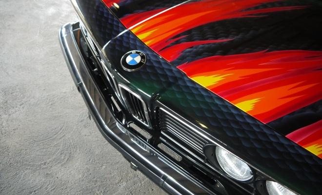 Ernst Fuchs art car