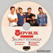 free download lagu mp3 Selimut Tetangga - Repvblik + syair dan Lirik serta gambar kunci chord gitar lengkap terbaru 2013 , Video Klip