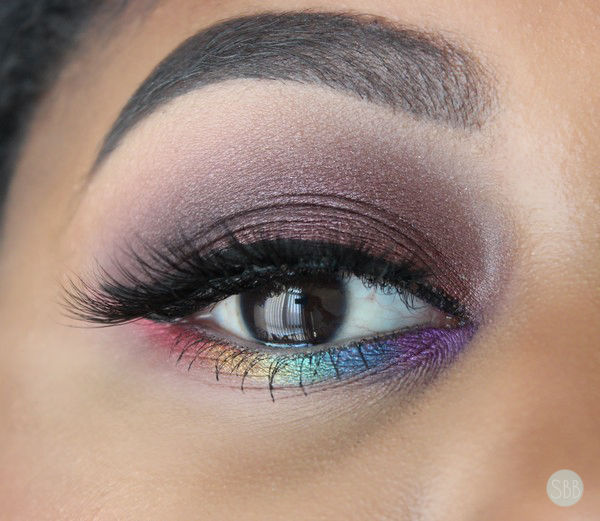 picture of makeup look