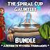 Hook, Line, Sinker & Spiral Cup Bundle