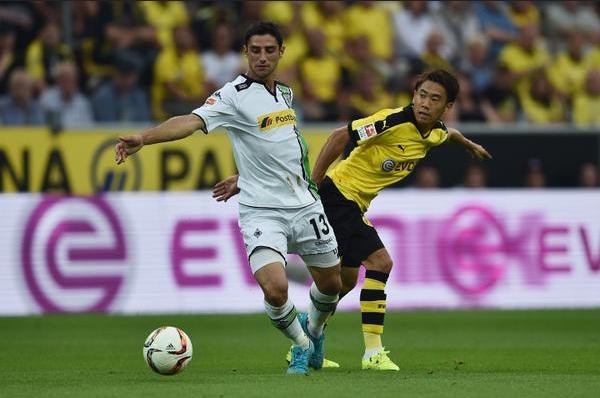 Dortmund Sukses Mendulang 3 Poin Dari Mgladbach