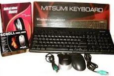 Bộ Keyboard&Mouse