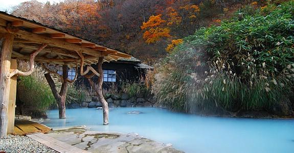 Baños Japoneses Onsen:nyuto onsen los manantiales de aguas termales naturales u onsen