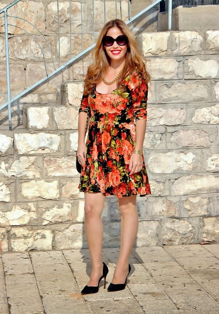 בלוג אופנה Vered'Style טרנדים חורף 2014 - קטיפה