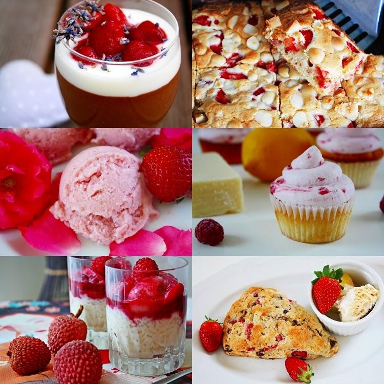 Desserts für Verliebte zum Valentinstag