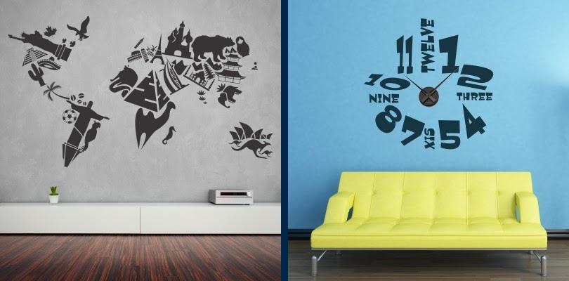 Uno Stile Tutto Nuovo Con Gli Stickers Murali Guest Post Di