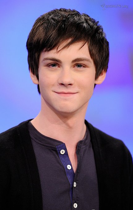 Some Pictures of Logan Lerman