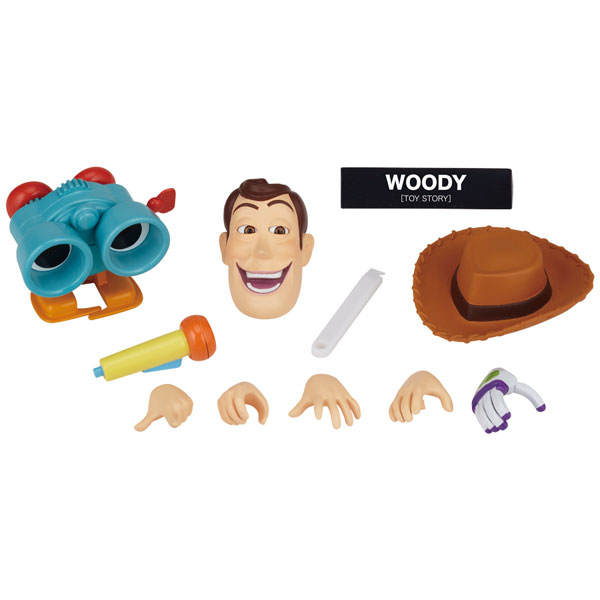Revoltech Toy Story Woody New Images
