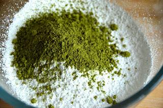 MATCHA (GREEN TEA) SHORTBREAD