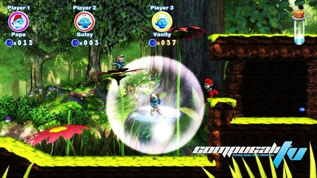 The Smurfs 2 PS3 Español Region EUR
