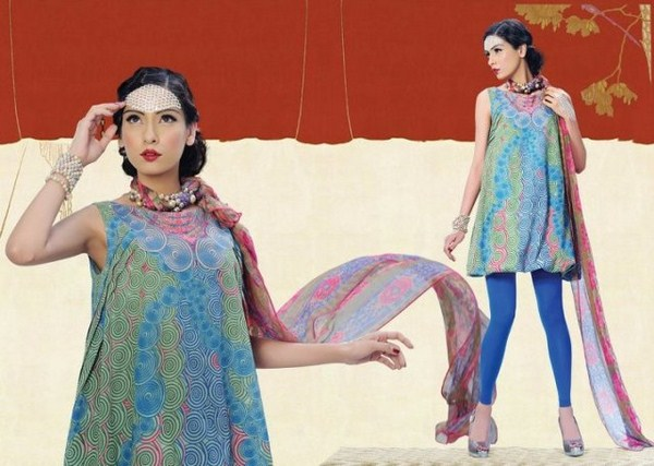 Kayseria Eid Fashion Collection 2012