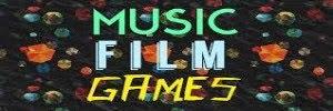 GAME, MUSIK, DAN FILM