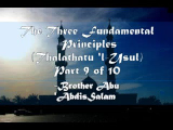 The Three Fundamental Principles (9/10)