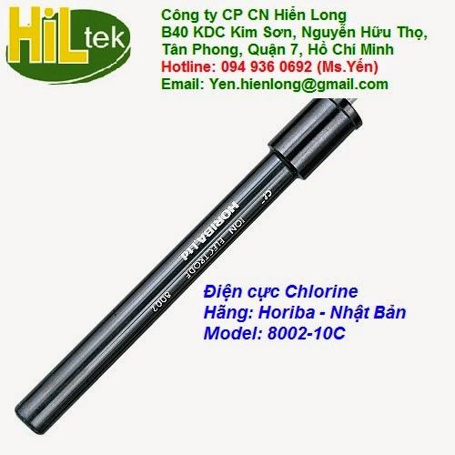 Điện cực ion Chloride Horiba 8002-10C