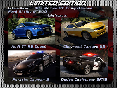 Need for Speed Hot Pursuit - Limited Edition Full
